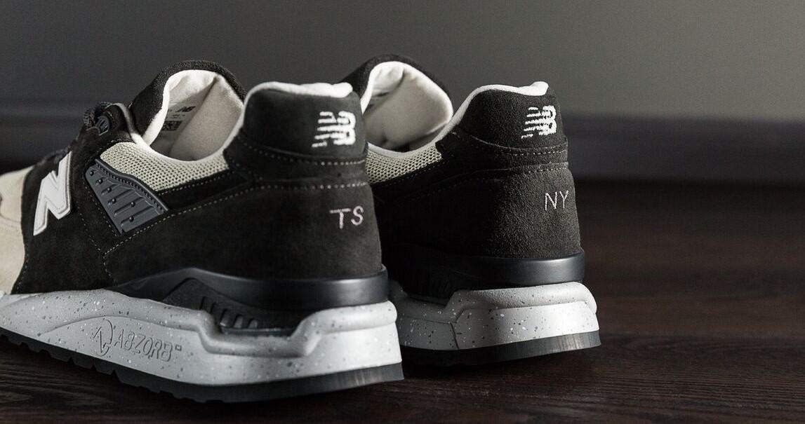 new balance 998 black and tan todd synder
