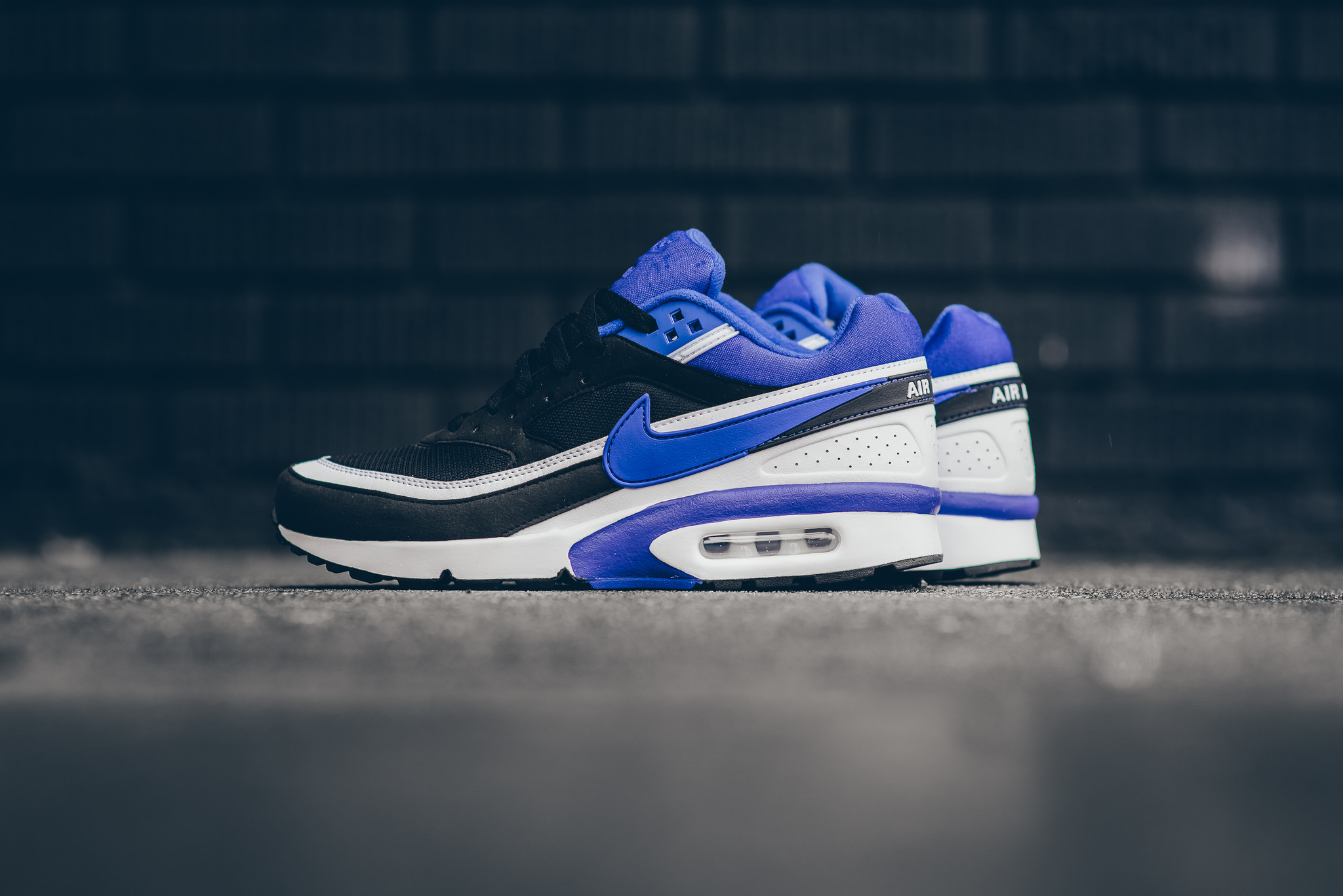 nike air max bw persian violet sole collector. Black Bedroom Furniture Sets. Home Design Ideas