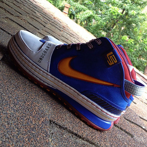 Spotlight // Pickups of the Week 5.26.13 - Nike Zoom LeBron VI Superman by RedJon