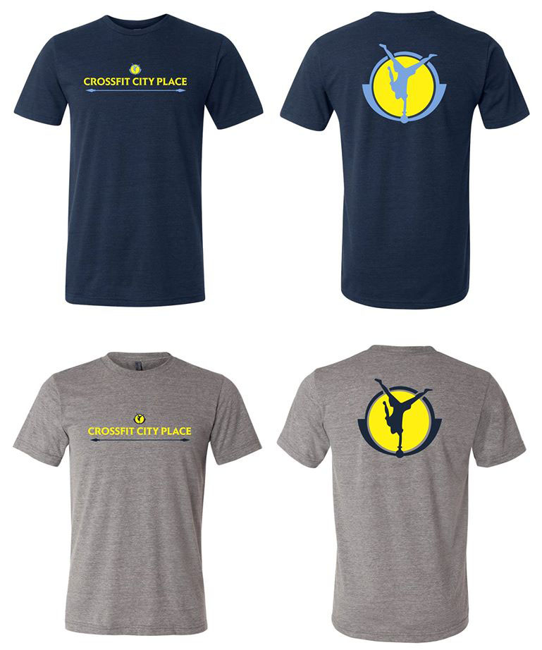 CrossFit CityPlace Shirts
