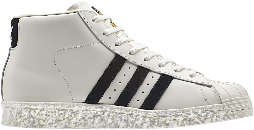 huge discount 3e366 5f11f adidas Superstar Pro Model OG White Black (1)