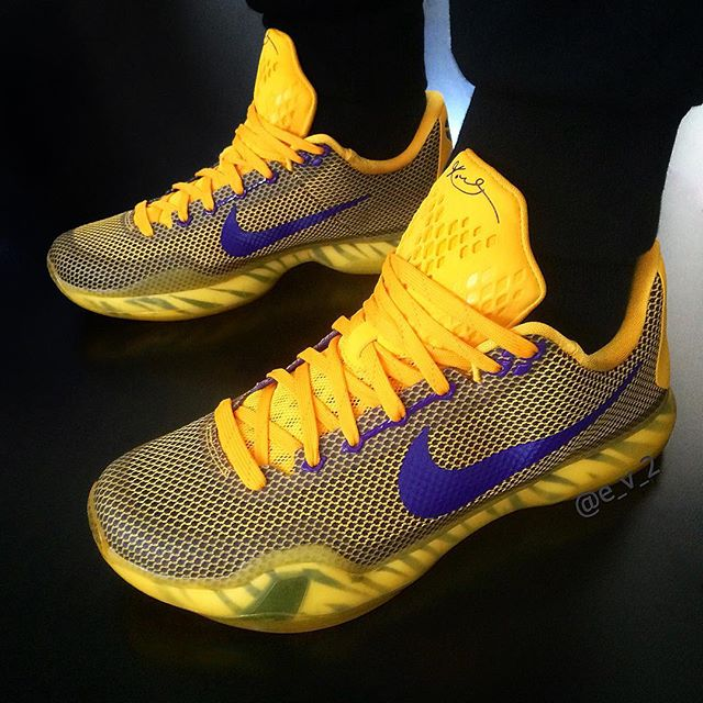 NIKEiD Kobe Colorways (1)