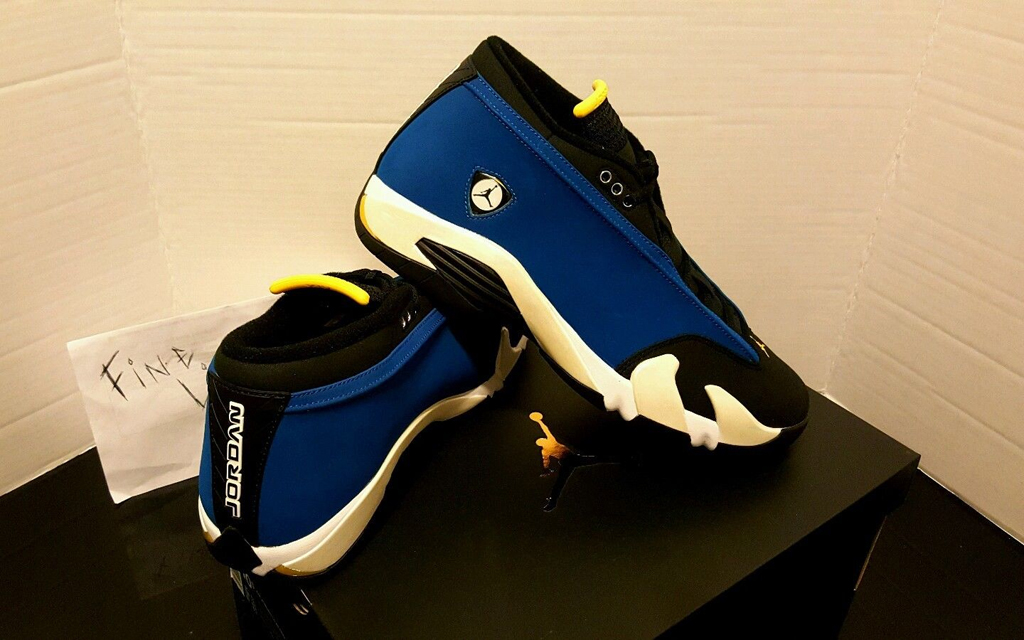 quality design a960f f6ec7 The 'Laney' Air Jordan 14 Retro Low Releases Soon | Sole ...