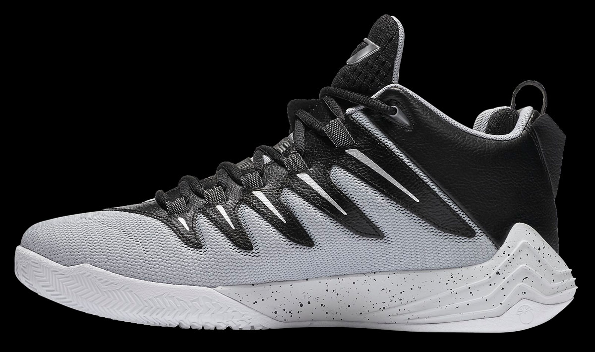 the latest 4554e 70924 Jordan CP3.IX Black Wolf Grey-Pure Platinum-Metallic Silver (3