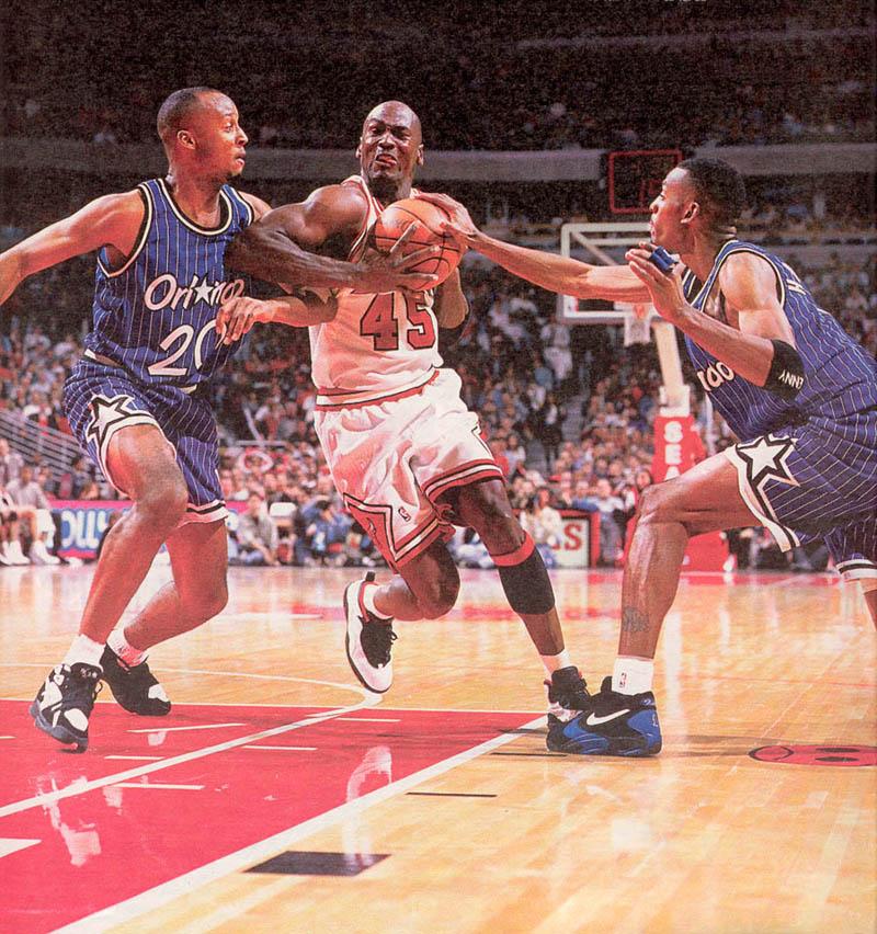 Michael Jordan Shoes That He Wears Now