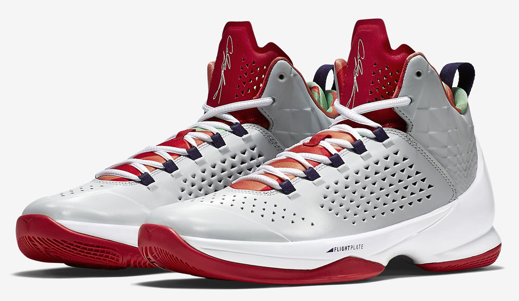 616fce20cc90 The Melo M11 Gets Another Air Jordan 7-Inspired Makeover
