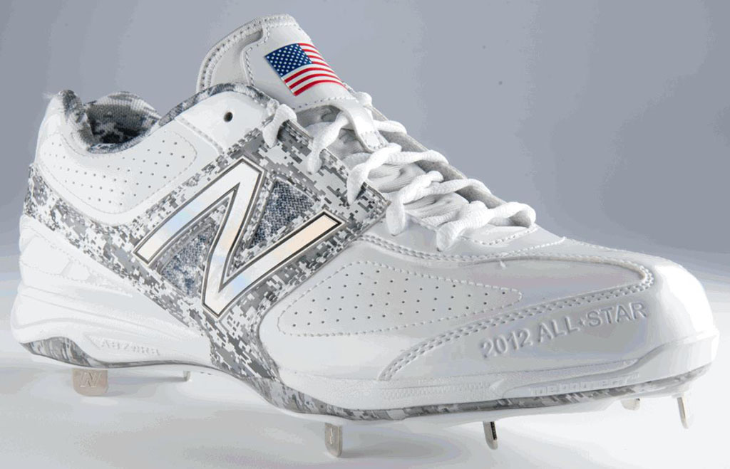 New Balance MB4040 2012 MLB All-Star Custom Cleats American League (1)