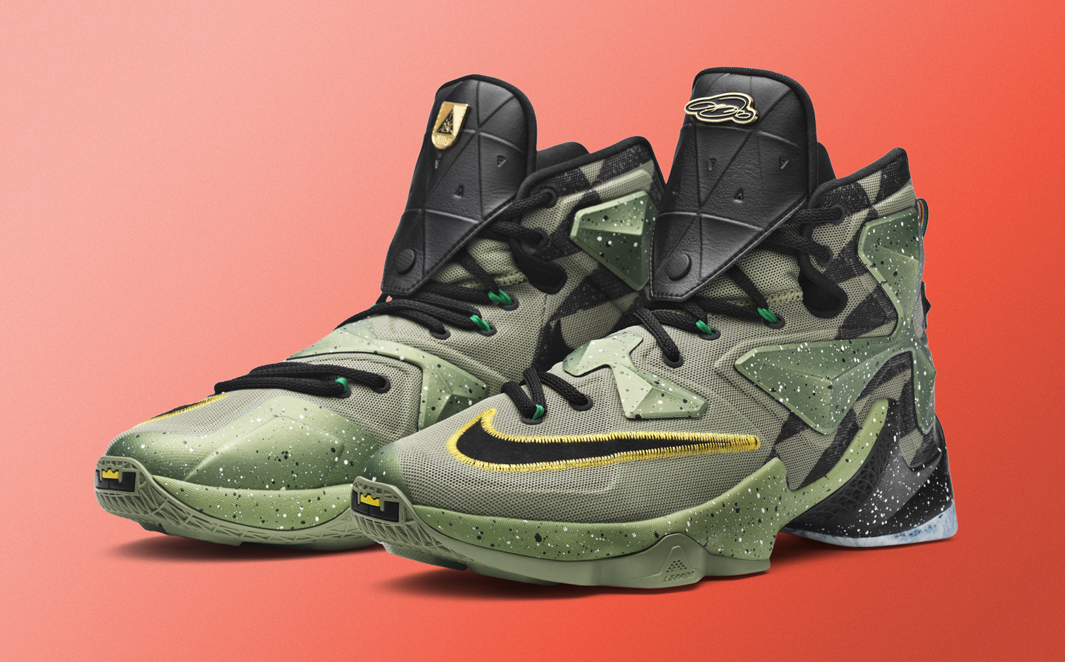 All-Star LeBron 13s
