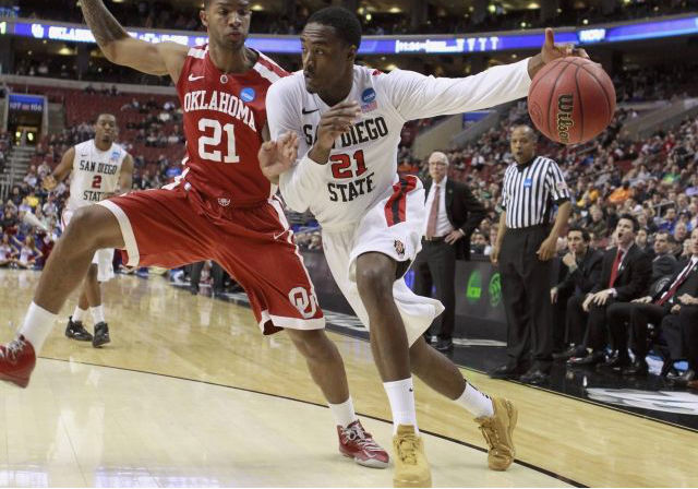 Jamaal Franklin wears Nike Air Zoom Generation Wheat (8)
