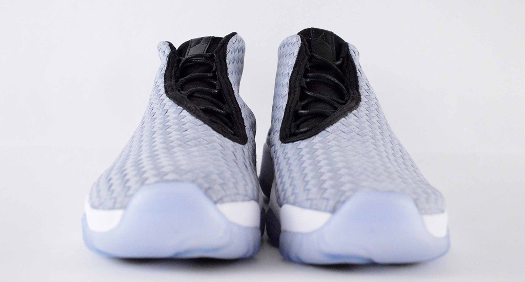 the latest 945cf db677 The Air Jordan Future Premium in metallic silver, black and white is set to  drop at select Jordan Brand retailers on Saturday, July 26 in limited  fashion.