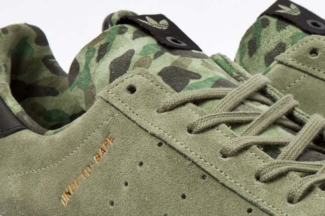 sneaker stan smith camo