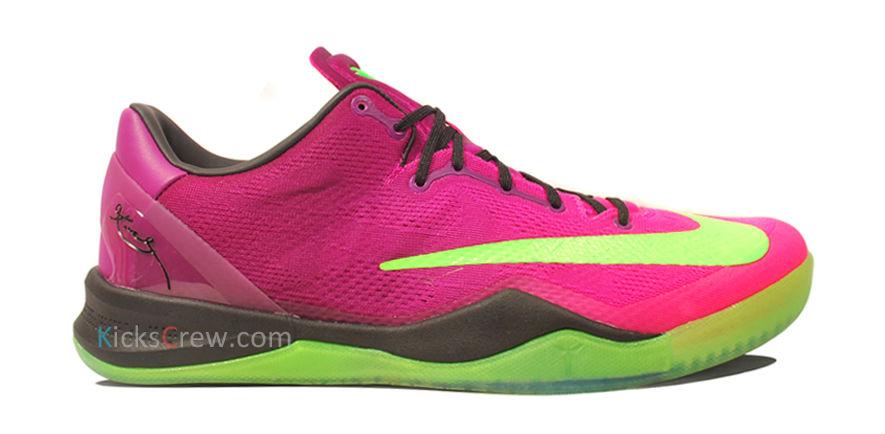 8294d696778 Nike Kobe 8 Mambacurial 615315-500 (10)