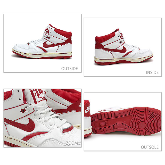 Nike Sky Force '88 White Red
