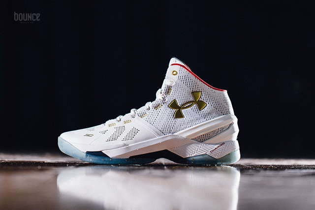 61241d25ee5 Under Armour Kept It Simple On Steph Curry s  All-Star  Shoe