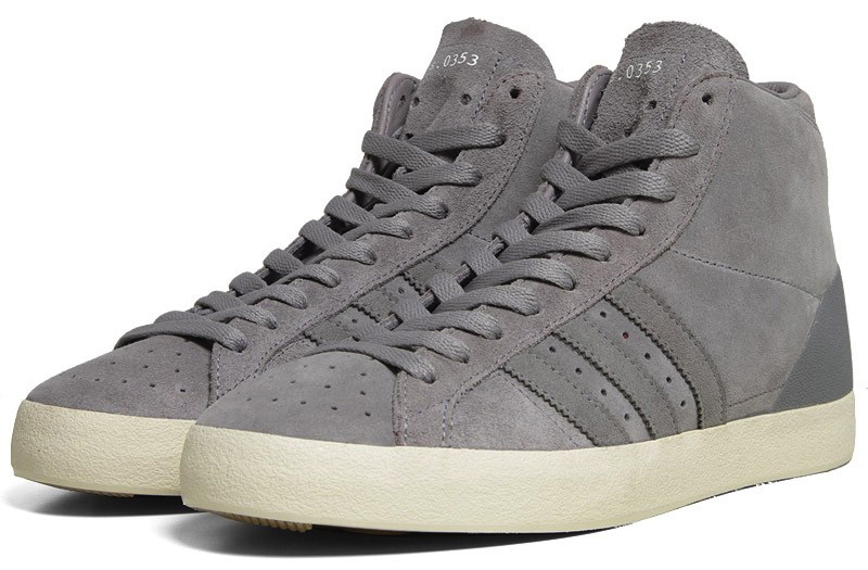new styles bbcbf 5c7c4 The new The SoloIst x adidas Originals Basket Profi is available now at  select Originals retailers, including online at End Clothing.