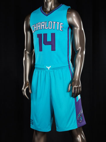 Charlotte Hornets Unveil New Uniforms for 2014-2015 Season (13)