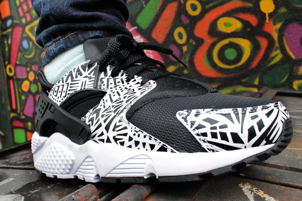 Nike Huarache Print