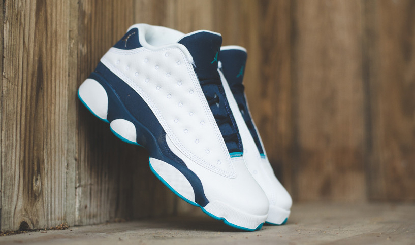 'Hornets' Air Jordan 13s Are Almost Here