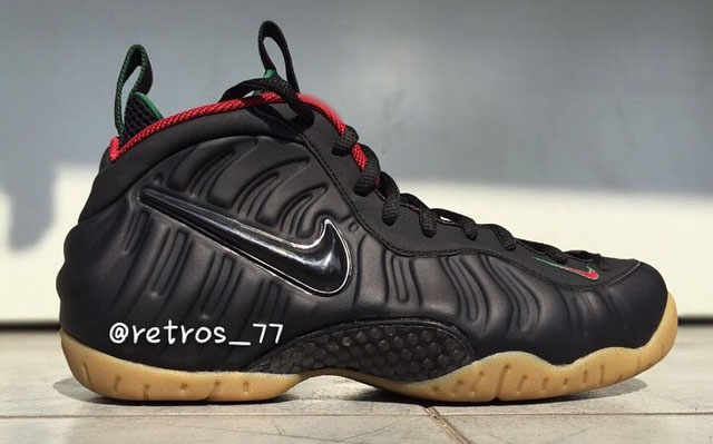 32b32e844a40 The Nike Foamposite Pro Gets a High Fashion Makeover
