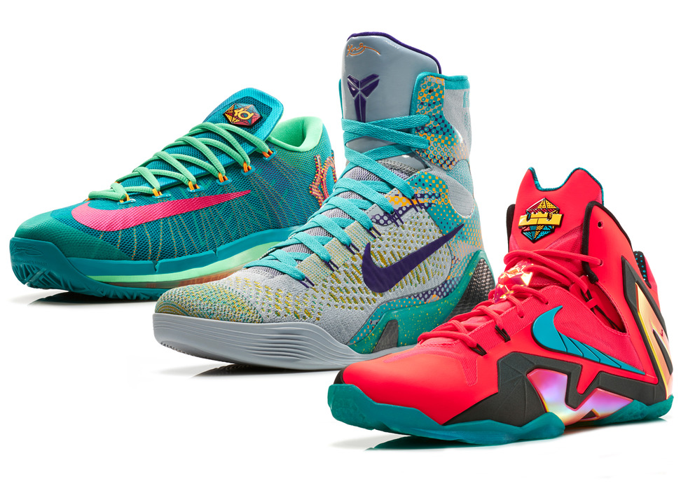 Nike Basketball Elite Series Hero Collection