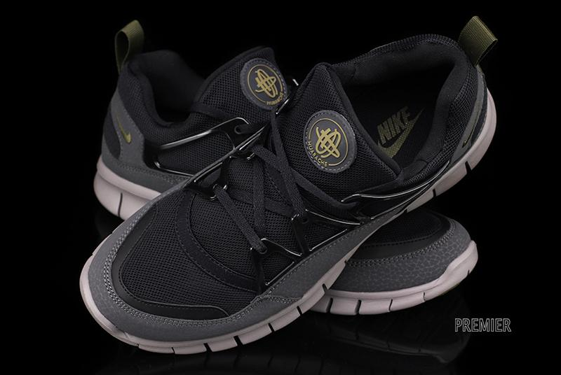 Nike Free Huarache Black
