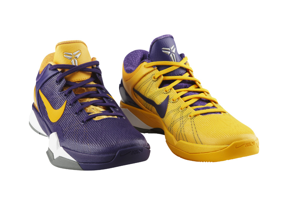 Nike Zoom Kobe VII 'Court Purple
