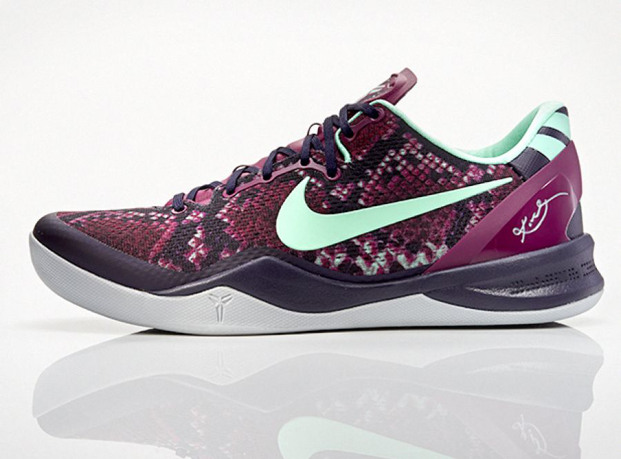 new concept 02cae 5bb0b Nike Kobe 8 System  Pit Viper  - New Images and Release Info