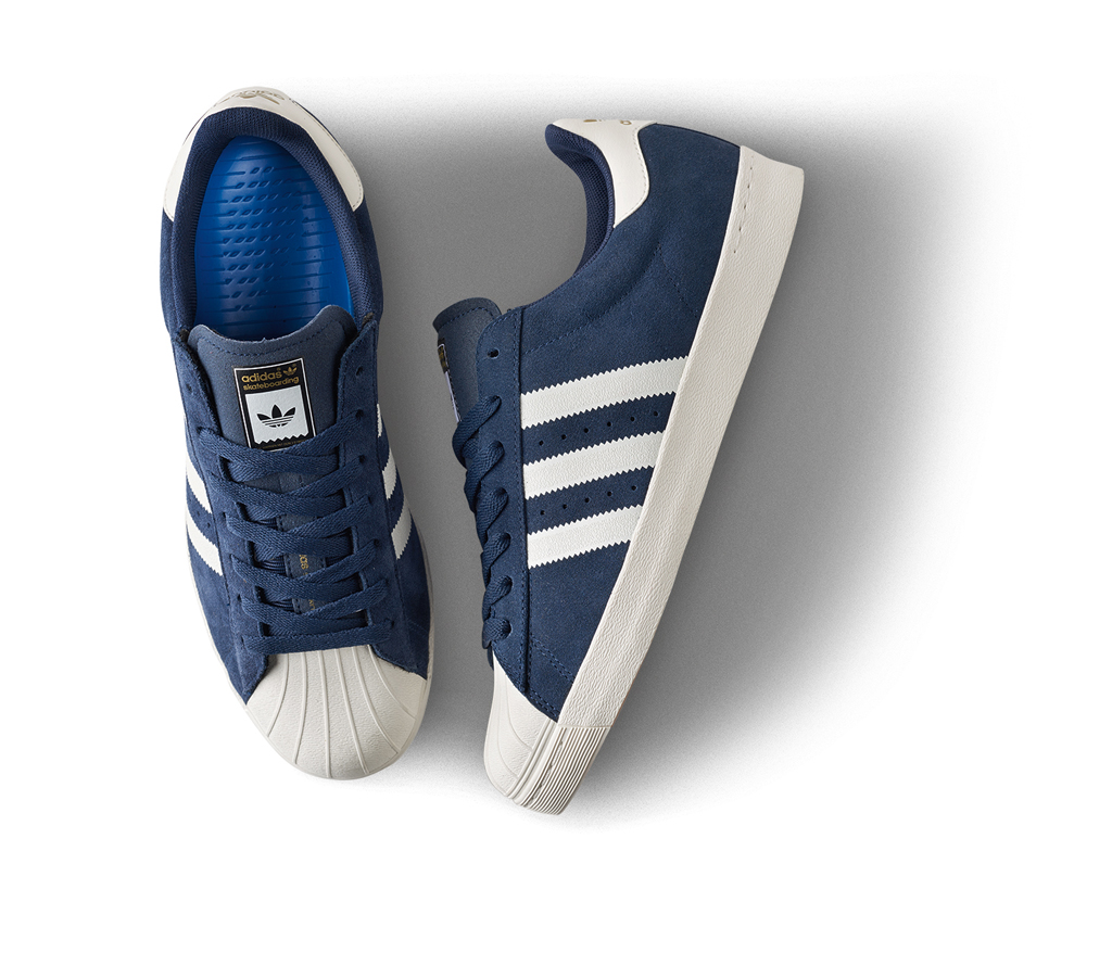 ADIDAS SUPERSTAR VULC ADV Skate Test