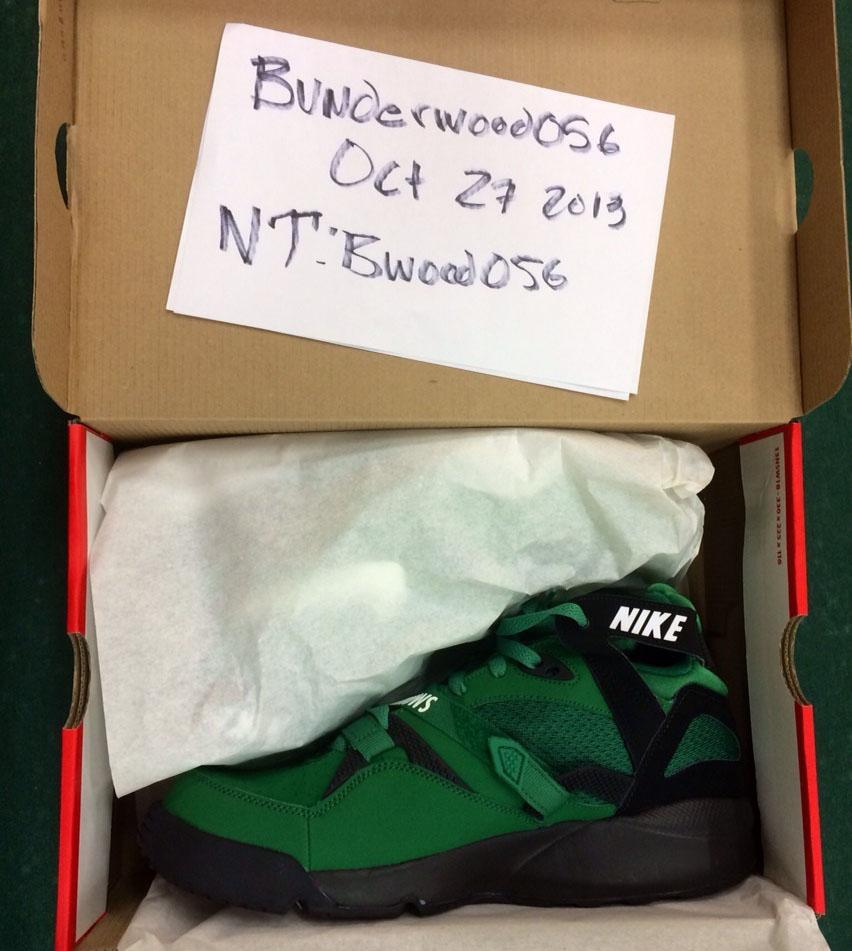 feae7c8a95d Nike Air Trainer Max  91 QS - Philadelphia Eagles (3)
