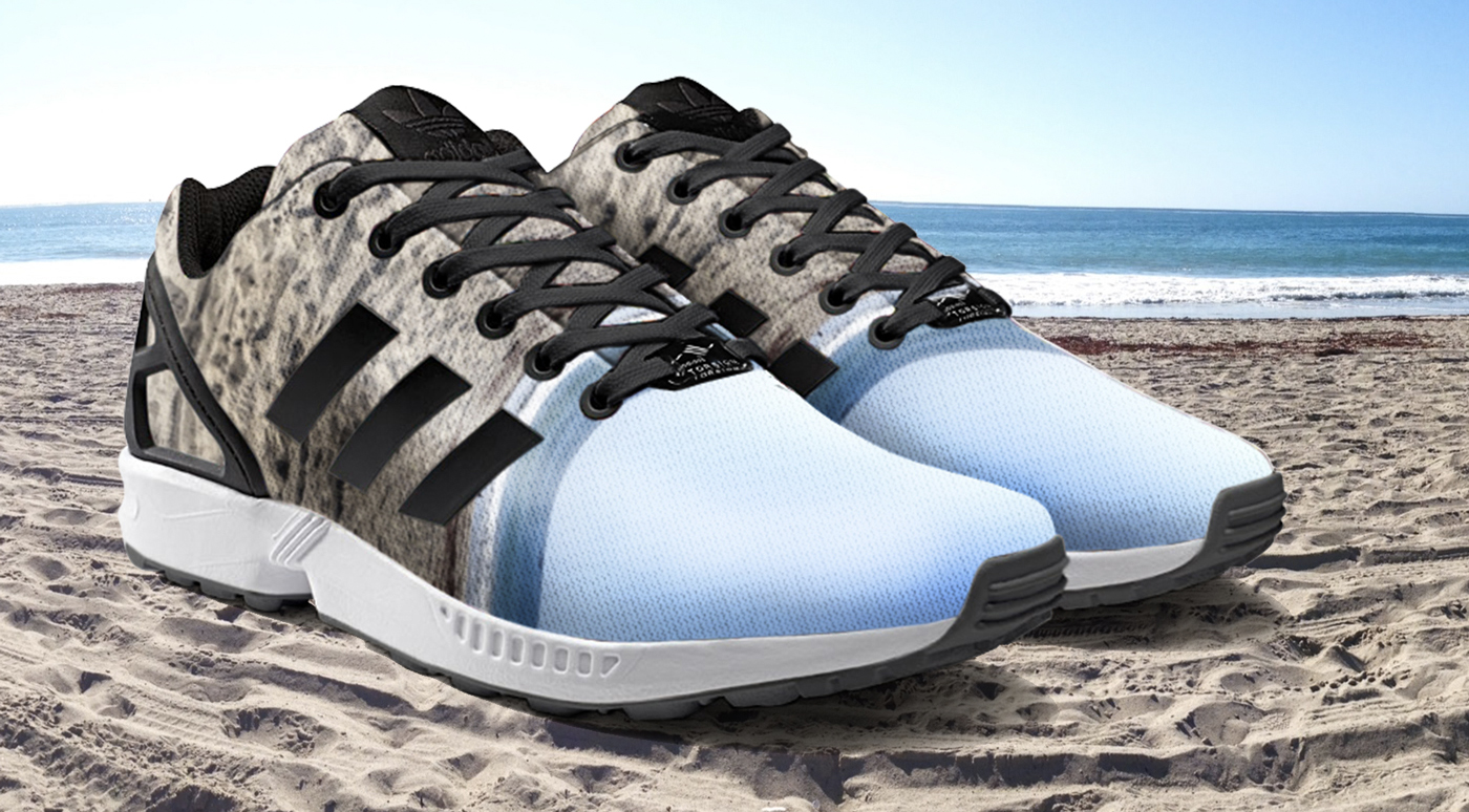 exquisite style popular brand sale retailer Adidas ZX Flux Game Changer | Sole Collector