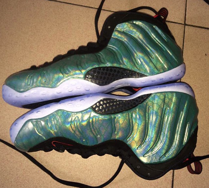 quality design 70679 4e562 Your Best Look Yet at the  Gone Fishing  Foamposites   Sole Collector