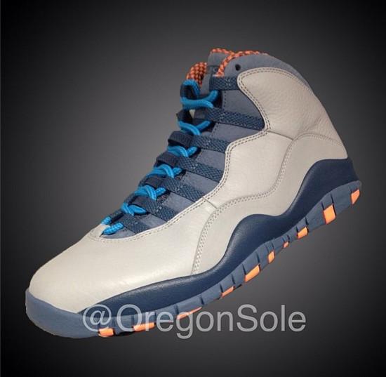 separation shoes e716a edba7 Air Jordan 10 Retro - Charlotte Bobcats | Sole Collector