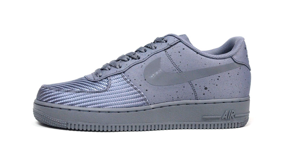official photos 594d7 ca6fb Nike Air Force 1 SP Monotones Cool Grey Midnight Fog profile