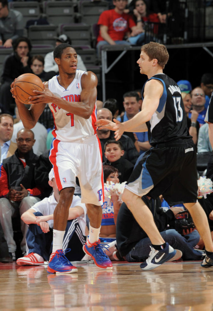 Brandon Knight wearing adidas Crazy Fast PE