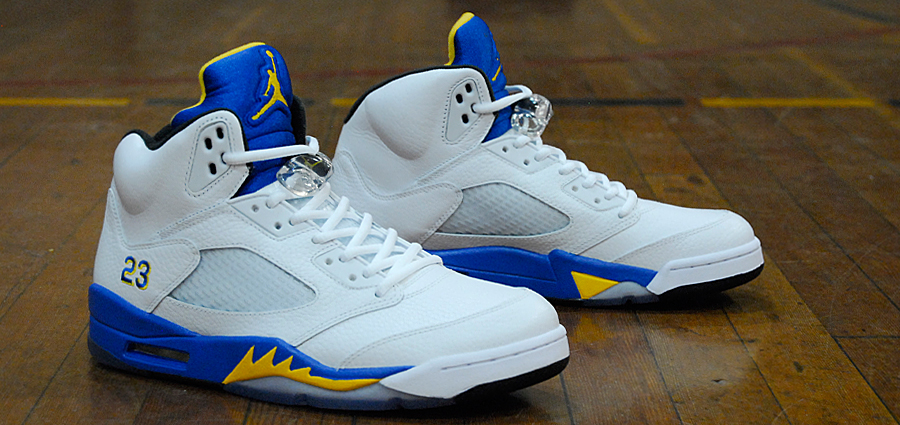 Air Jordan 5 V Retro Laney