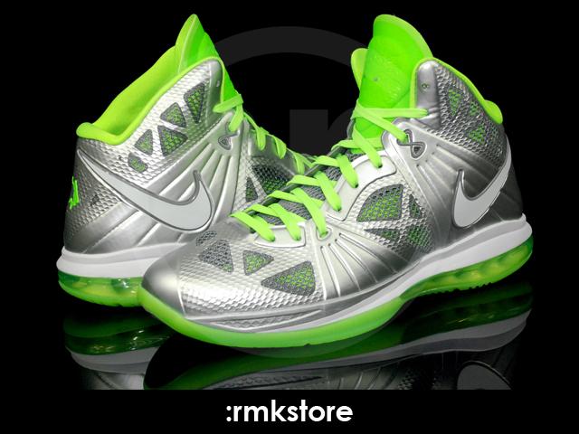 more photos d54ac ca9a5 Nike Air Max LeBron 8 PS Dunkman 441946-002