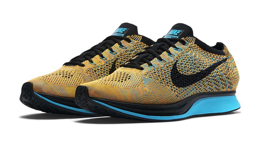Nike Flyknit Corredor Multicolor 2015 Compradores en venta JakDX