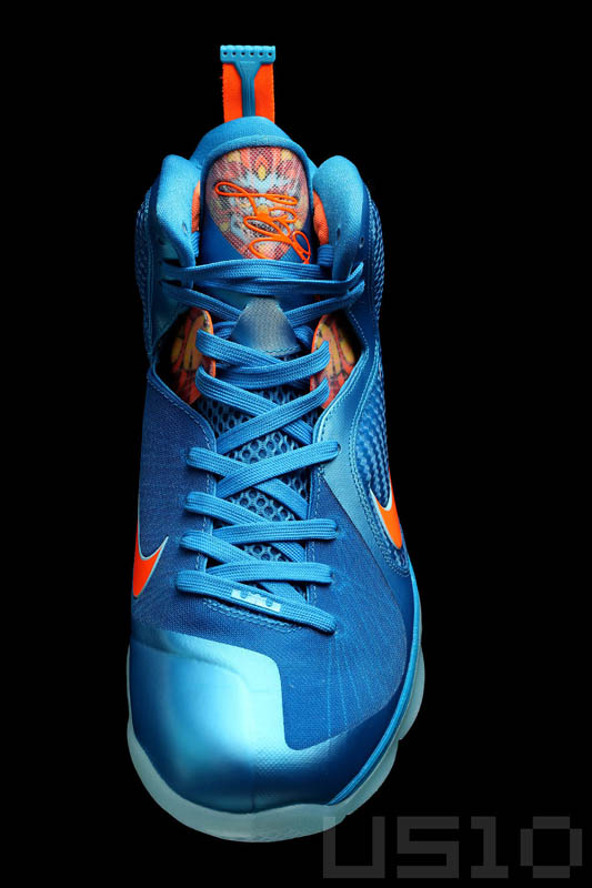 Nike LeBron 9 IX China Dragon 469764-800