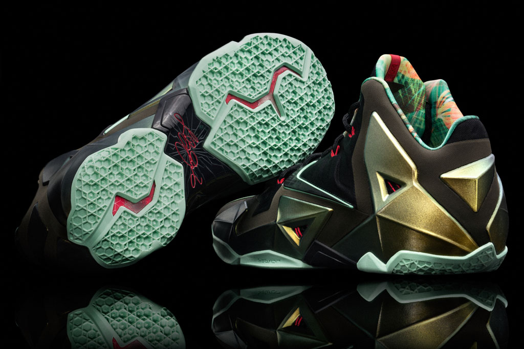 Nike LeBron XI 11 King's Pride Official (2)