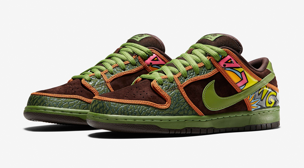 6a13e34c6ae043  De La Soul  Nike SB Dunks Are Almost Here. Nike SB continues to flip the  heights on classic releases.