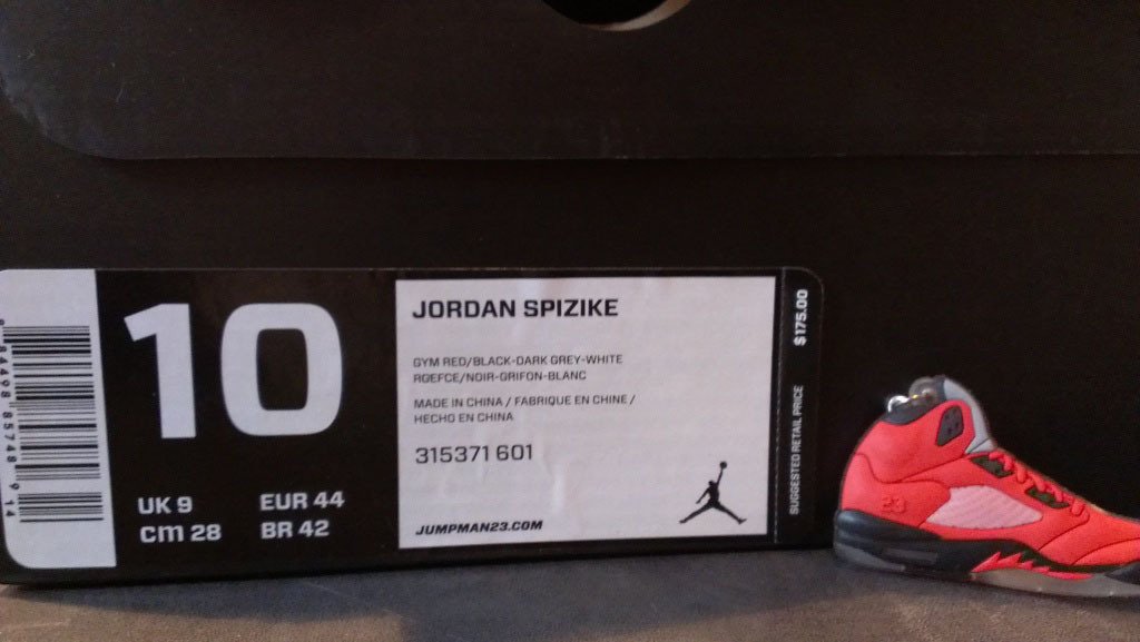 Jordan Spiz'ike Gym Red Black Dark Grey White 315371-601 (14)