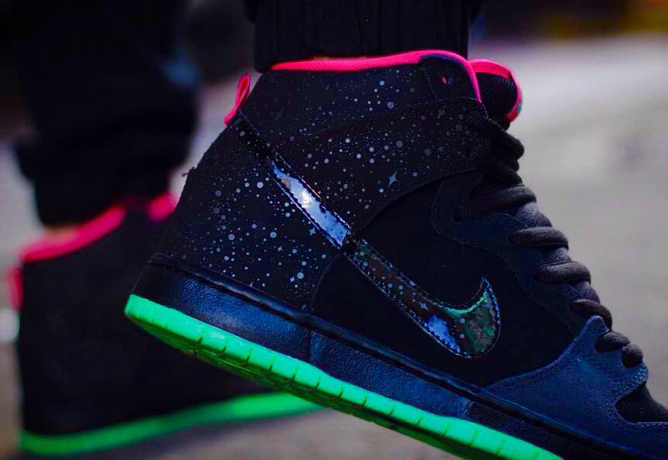 Nike SB Dunk High in Yeezy Colors for Black Friday  a123832d6cbe