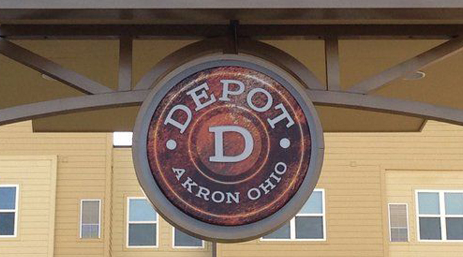 The Depot Akron