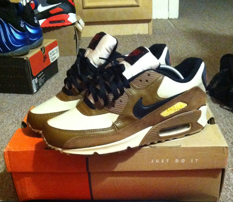 Spotlight // Pickups of the Week 12.29.12 - Nike Air Max 90 Escape by AgentOrange
