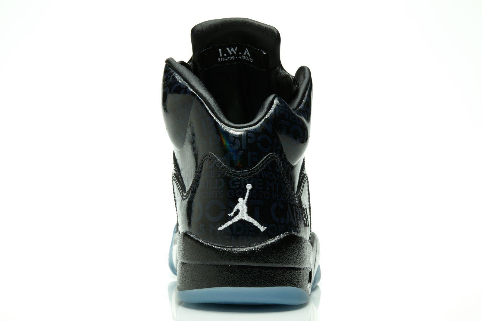 check out 3bd49 4db41 Air Jordan 5 Retro - Doernbecher Charity - Official Look ...