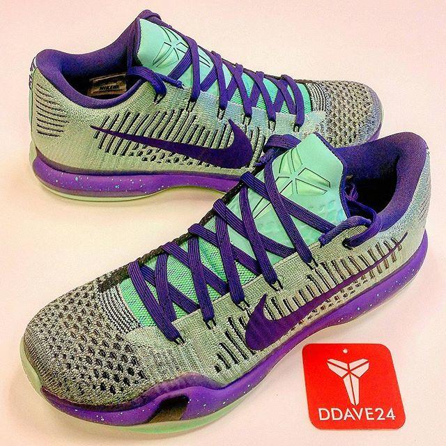 The 50 Best Nike Kobe 10 Elite Low iD Designs On Instagram (Right ... 48388b6867