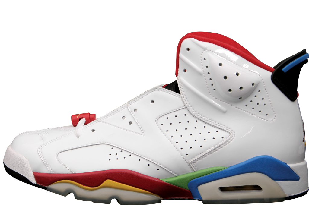 Air Jordan 6 Retro \\u0026#39;Olympic\\u0026#39;.
