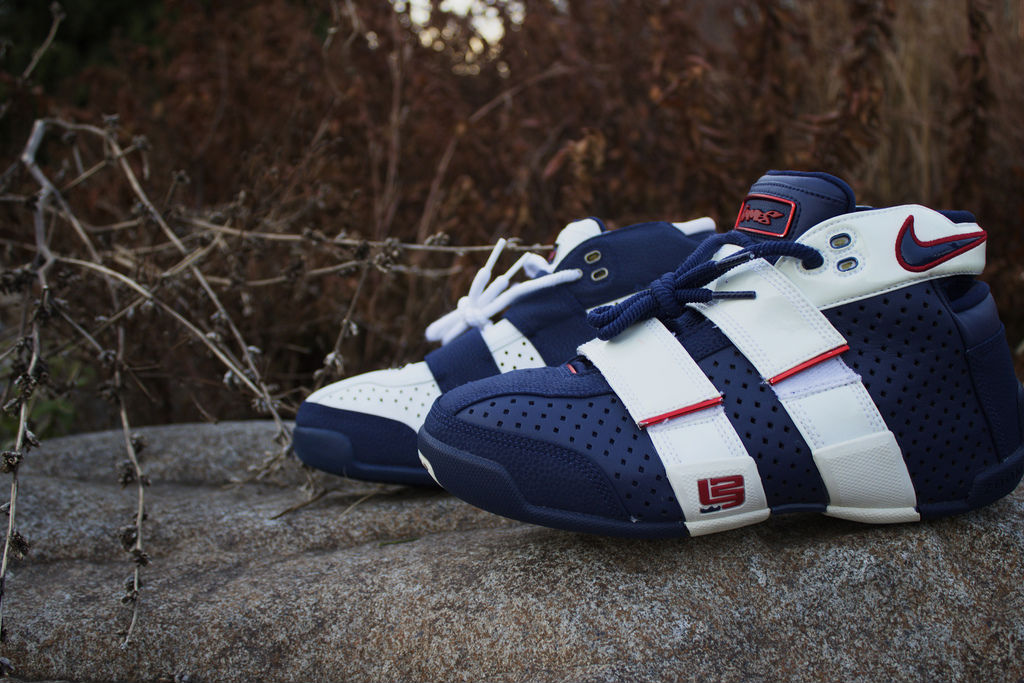 Spotlight // Pickups of the Week 12.8.12 - Nike LeBron 20-5-5 Olympic by BobbyJPMB