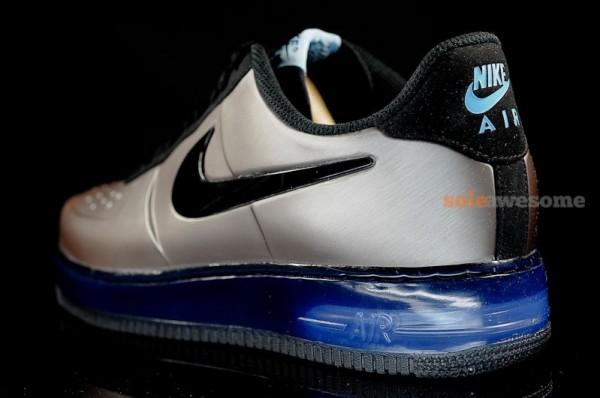 nike air force one sneakers nike foams blue