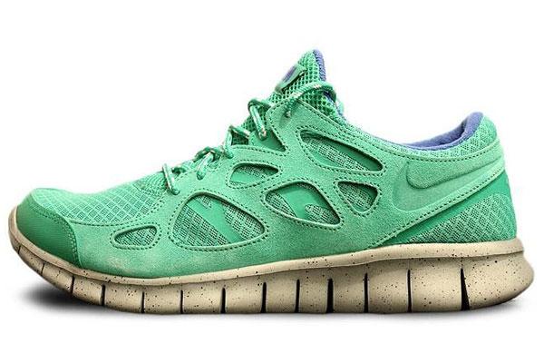 Nike Free Run+ 2 - Suede Pack - Stadium